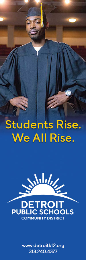 Detroit Public Schools Community District: Students Rise. We All Rise.